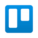 Blue Trello logo Digital Marketing