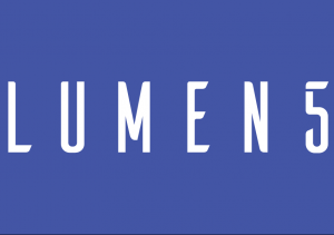 Blue Lumen 5 logo Digital Marketing