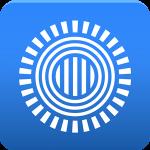 Blue Prezi logo Digital Marketing